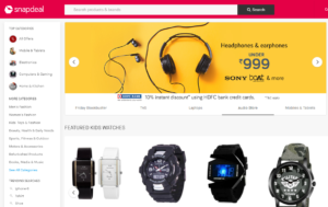 www.Snapdeal.com