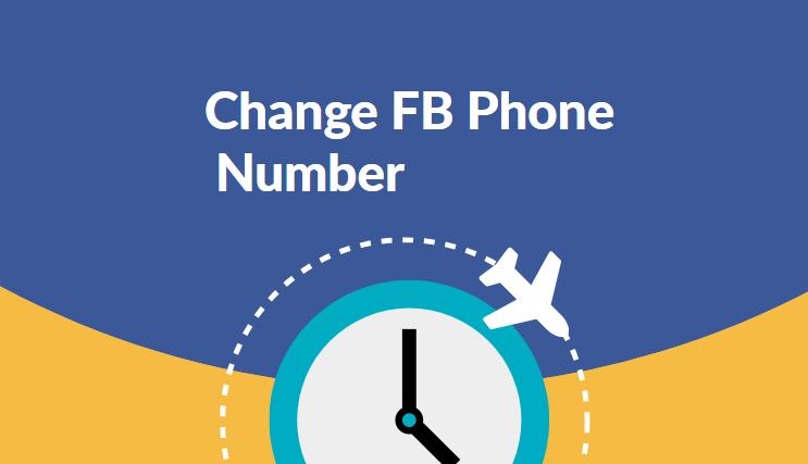 Change Facebook Number
