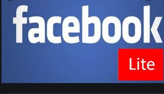 Facebook Lite Login or Sign Up For Free