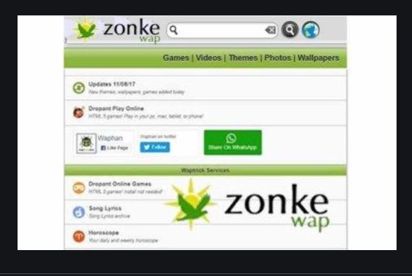 Zonkewap Mobile App | Downloads Free Games | Music | Mobile Apps and Videos